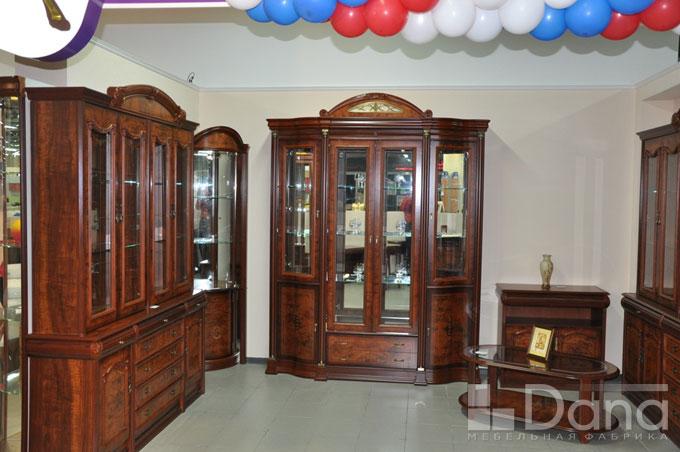 Теперь мебель фабрики ДАНА можно купить в Воронеже по адресу: г